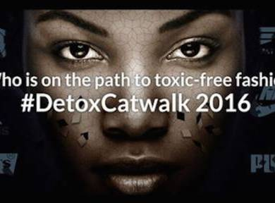 DETOX CATWALK - GREENPEACE