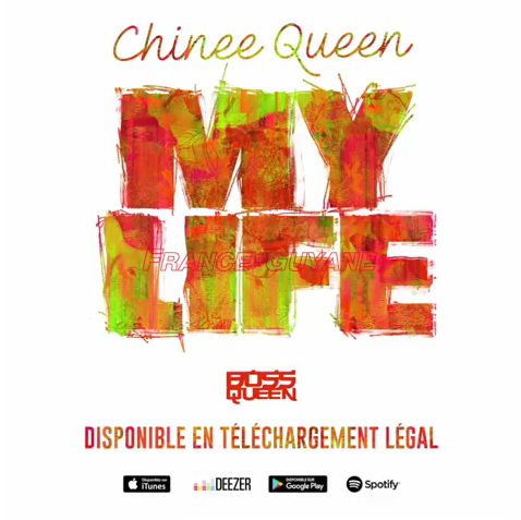 Chinee Queen : My life
