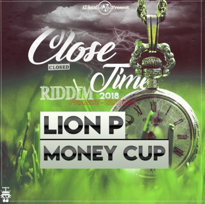 Pompis et Lion P sur le Close Time riddim