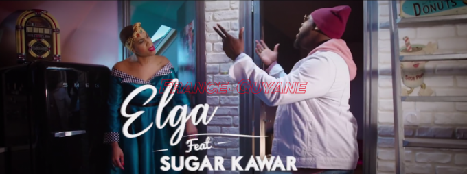 Elga feat Sugar Kawar : Wicked love