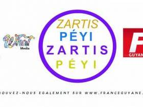 "France-Guyane et So What Média présentent ""Zartis Péyi"" : Emmelyne Octavie"