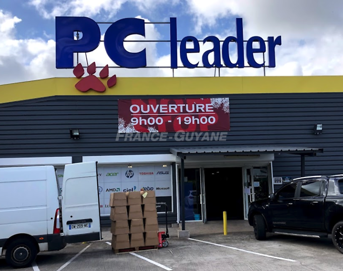 Spectaculaires cambriolages chez PC Leader