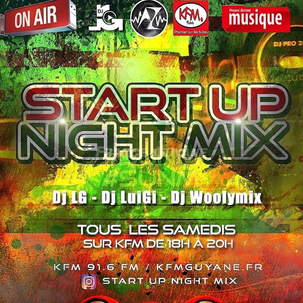 Start Up Night Mix (25.05.19)