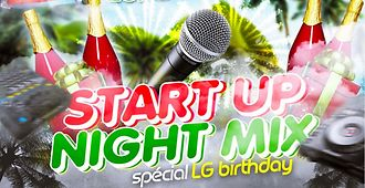 Start Up Night Mix feat Killer & Jyou, PHK, Klass...