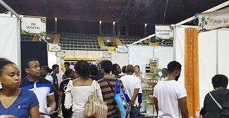 Plus de 3 000 entrées au premier salon Made in Guyane