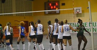 Volley : reprise en septembre