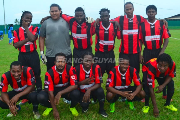 L'Olympique de Cayenne officiellement champion