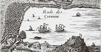 XVIIe siècle : Cayenne, charme et paradoxese  (1/2)