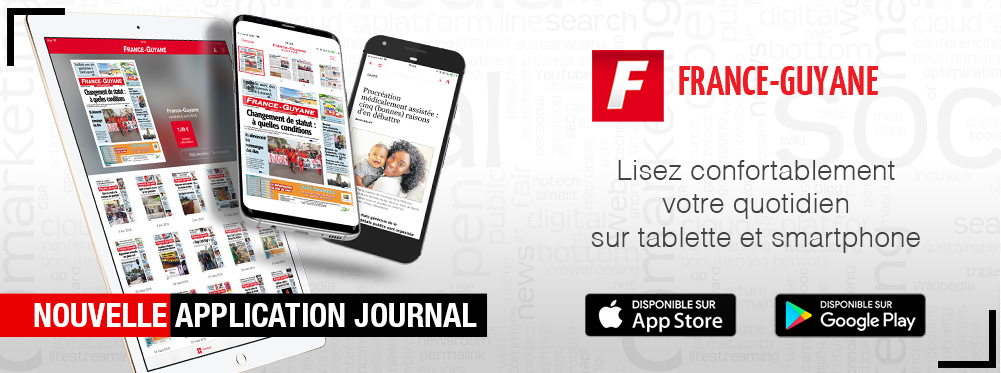 Application journal France-Guyane